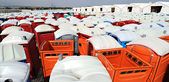 Champion Portable Toilets in Austintown,  OH